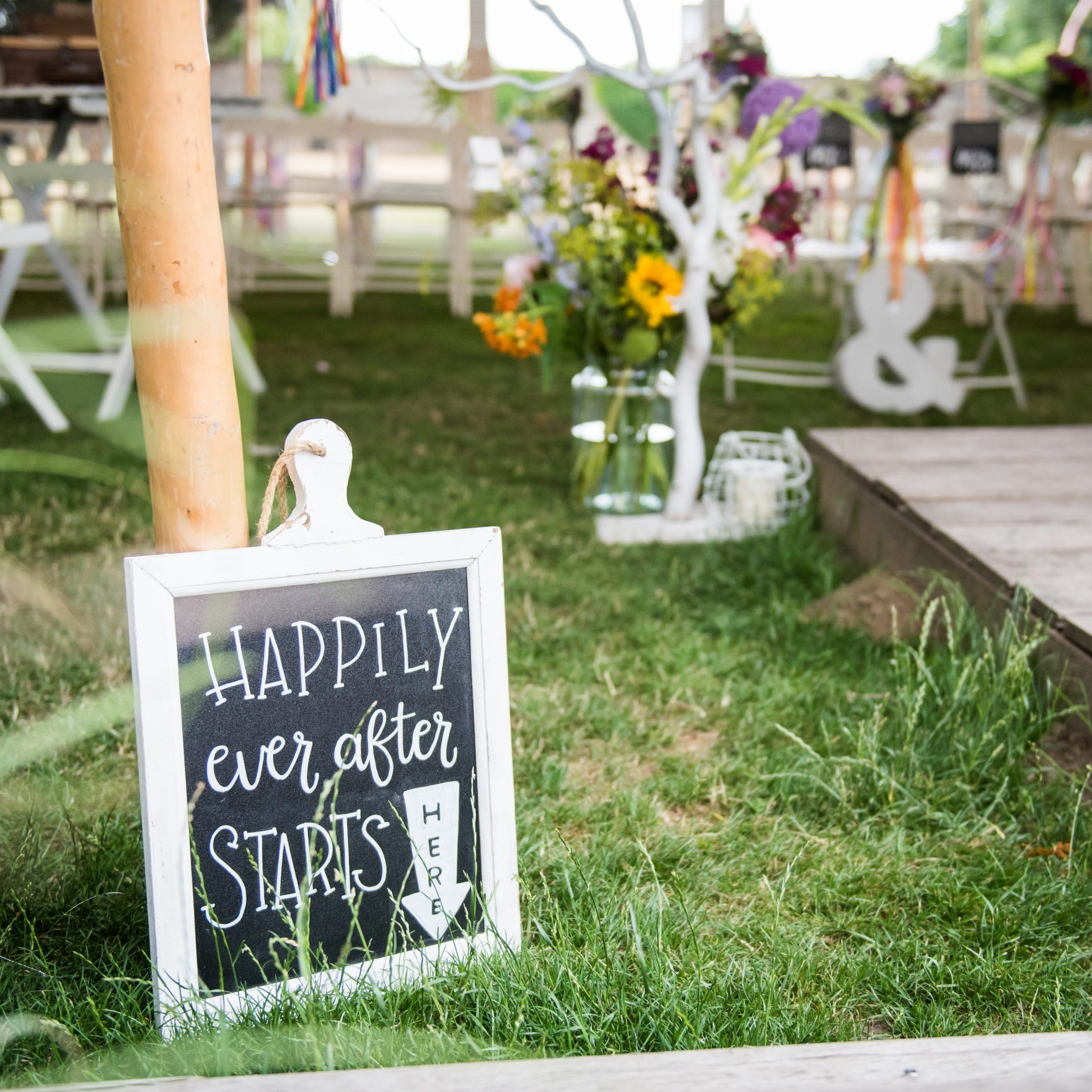 Wedding signss